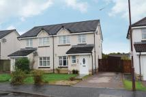 3 bedroom semi detached house in Delph Wynd, Tullibody...