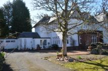 Detached house in Leewood Road, Dunblane...