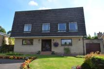 Detached house for sale in 6 Leewood Park, Dunblane