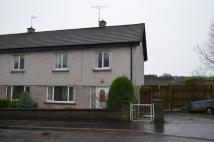3 bed semi detached property in George Street, Dunblane...