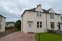 2 bed semi detached home in 8 Burnside Crescent...