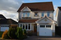 Detached property in Rowan Crescent, Menstrie...
