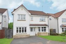 4 bed Detached property in Delph Wynd, Tullibody...