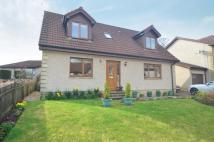 Detached house in Woodlea Gardens, Sauchie