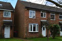 End of Terrace home in Payne Close, Pound Hill...