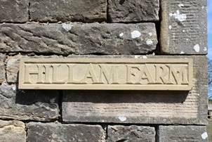 Hillam Barn