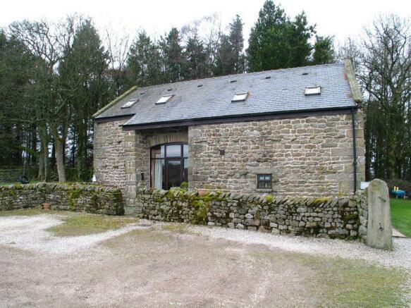 Middle Birks Barn