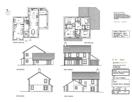 Proposed House 1