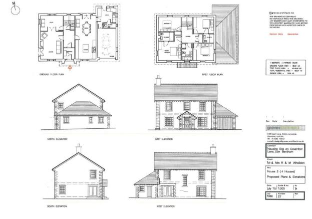 Proposed House 3