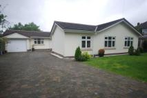 Bungalow in Woodlands Drive, Worsley