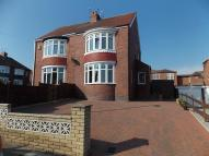 3 bedroom semi detached house to rent in Seaburn