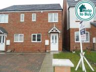 2 bed semi detached house in Sunderland