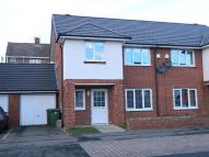 3 bed semi detached house for sale in Thorney Close