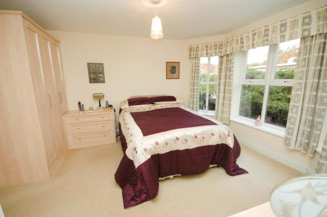 Main Bedroom View 2