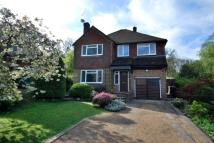 4 bed Detached property in Delves Avenue Tunbridge...