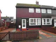 semi detached home for sale in Mauldslie Drive, Law, ML8