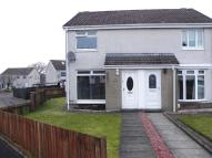 Semi-detached Villa for sale in Blackhill View, Law, ML8