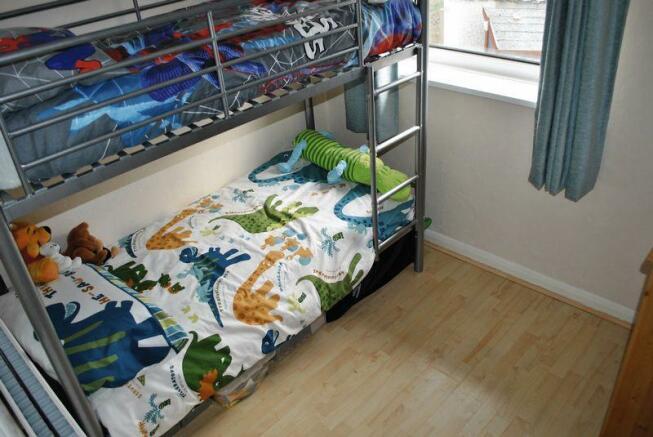 Rear Bedroom T...