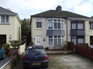 3 bedroom semi detached house for sale in Valley Road, Mevagissey...
