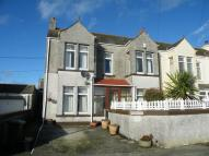 3 bed semi detached property in Beach Road, Mevagissey...