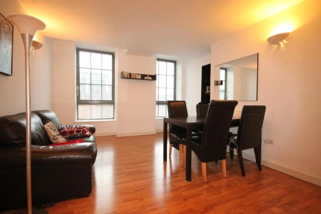 1 bedroom apartment for sale in queens road nottingham ng2