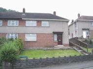 semi detached home in Dan Y Bryn, Tonna, Neath...