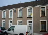 2 bed Terraced property to rent in Moorland Road, Neath...