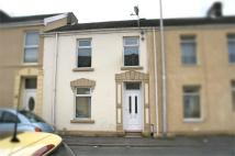 Terraced home in High Street, Llanelli...