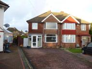3 bed semi detached property in Balmoral Road...