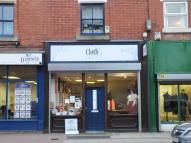 Shop to rent in Stamford Street...