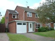 4 bedroom semi detached home in Cound Close, Wellington...