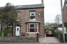 4 bed semi detached home for sale in Bowden Lane, Marple...