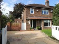 3 bed semi detached property for sale in Oakdene Road, Marple...