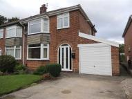 3 bedroom semi detached house in Kayswood Road, Marple...