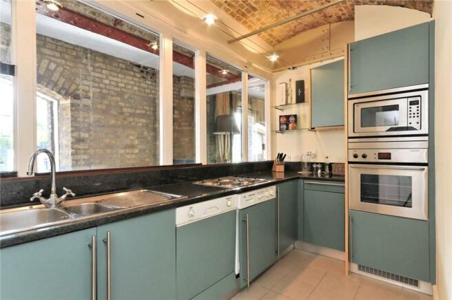 Ivory House Kitchen