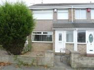 Terraced home to rent in Sherburn Way, Wardley...