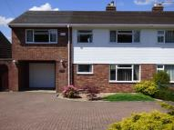 Westerley Close semi detached house for sale