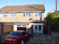 semi detached house in Forest Road, Cinderford