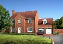 Detached house in Kings Shoot, Newent