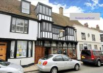 4 bed Town House in High Street, Rye...