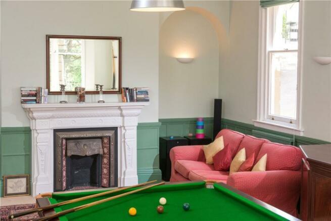 Bath - Games Room