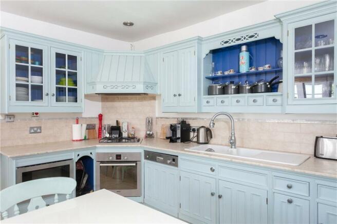 Bath - Kitchen