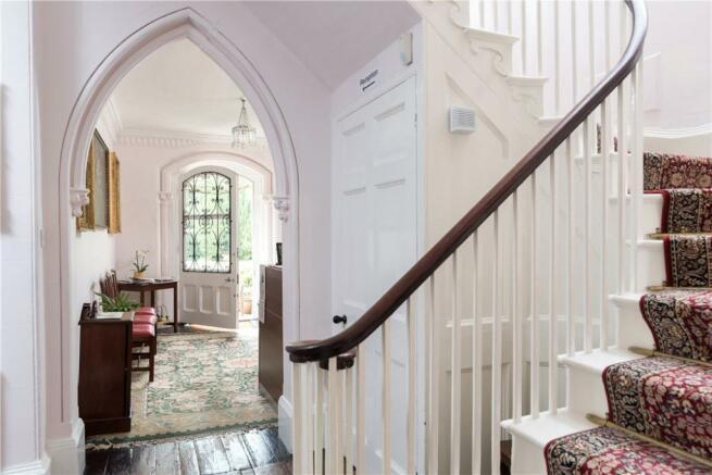 Bath - Staircase