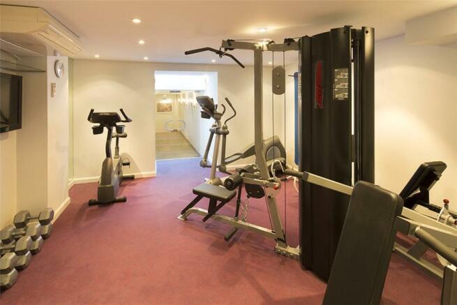 Gym/Leaisure Complex