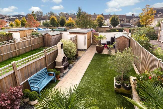 Bath: Garden