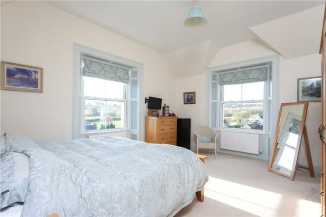 Dual Aspect Bedroom
