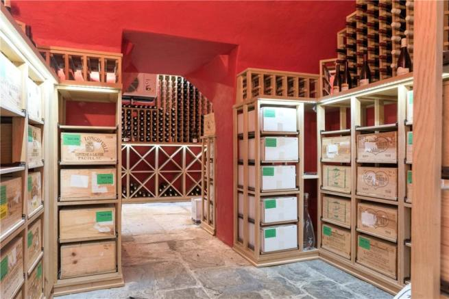 Bath - Wine Cellar