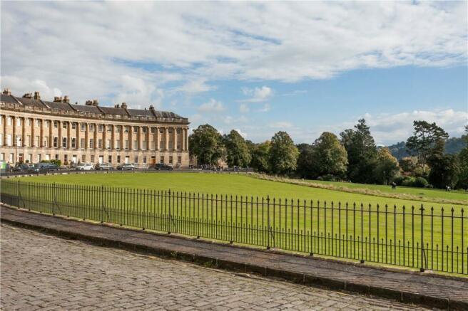 Bath - Royal Cresc