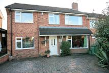 4 bed semi detached home for sale in Glenfield Frith Drive...