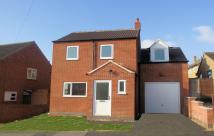 new house for sale in Charnwood Drive...